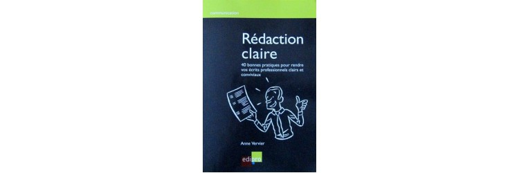 Rédaction claire, a French book on clear writing