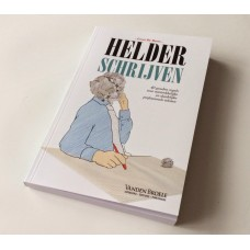 Book | Helder schrijven, a Dutch book on clear writing