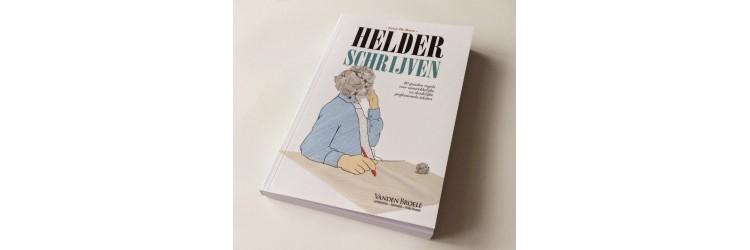 Book | Helder schrijven, a Dutch book on clear writing